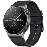 HUAWEI Watch GT2 Pro Night Black/智能手表/長時間電池/音樂保存?再生【日本正規代理店商品】表盤尺寸46毫米