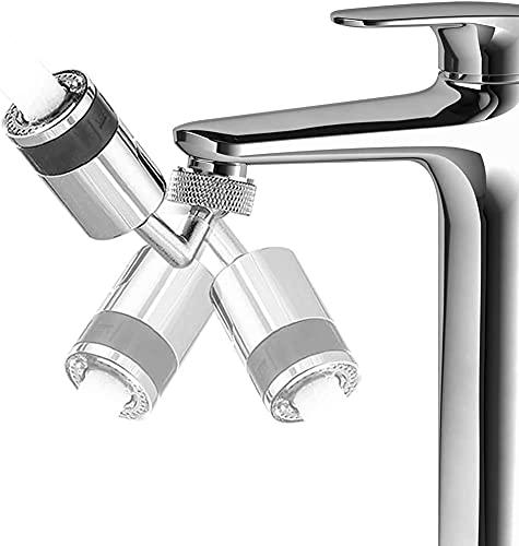 Kweiugfi trend rank Max 66% OFF Splash Filter Faucet Rotatable 720° Sprayer
