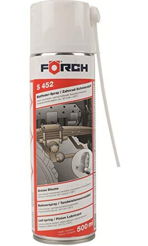 Förch 65005775 Zahnrad-Schmierstoff S452, 500ml