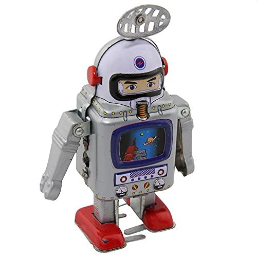 Freak Scene Robot - Robot de hojalata - Astronauta - Juguete de Lata