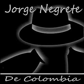 Jorge Negrete de Colombia