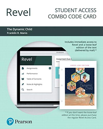 Revel for The Dynamic Child -- Combo Access Card