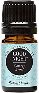 Good Night Synergy Blend Essential Oil by Edens Garden- 5 ml