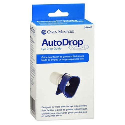 Autodrop Autodrop Eyedrop Guide, 1 each (Pack of 2)