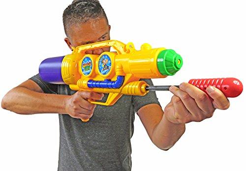 MEGA XXXL Wassergewehr Wasserpistole Wasserspritze Gewehr Waffe