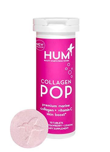 HUM Collagen Pop Marine Collagen Drink with Vitamin C | Amazon
