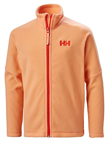 Helly Hansen Daybreaker 2.0 Jacke Jacket Mixte, Orange, 12