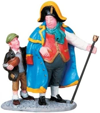 Max 78% OFF 2009 Beadle Special price for a limited time Bumble Figurine Christmas Village