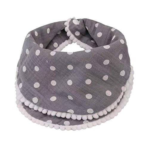 Y-POWER Baberos para bebé recién nacido, pañuelo de tela para eructos de gasa suave, toalla para saliva
