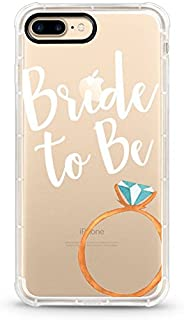 OTM Essentials Cell Phone Cases for iPhone 7/8 Plus - Bride to Be White