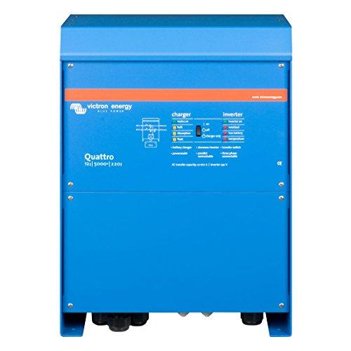 Victron Quattro 12/5000/220-100/100 230V VE.Bus - QUA125020000