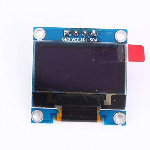 IIC Serial OLED Display Module 128 x 64 I2C SSD1306 LCD Board GND VCC SCL SDA 0,96 Zoll Oled I2C für Arduino