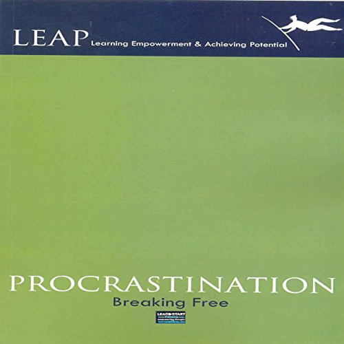 Procrastination: Breaking Free audiobook cover art