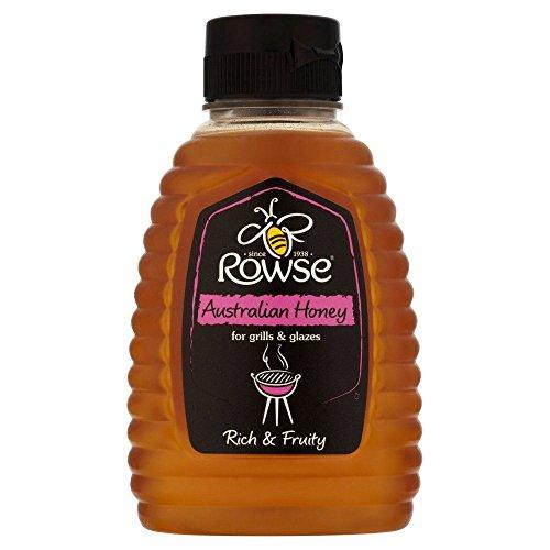 Rowse australischer Honig in einer squeeze Flasche - 250g