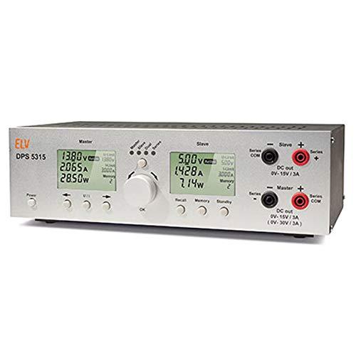 ELV Komplettbausatz Dual-Power-Supply DPS 5315