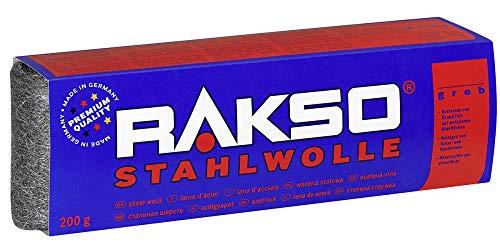 Preisvergleich Produktbild RAKSO Stahlwolle 200g 5 grob