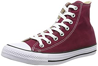 Converse Chuck Taylor All Star Core Hi, Baskets mode mixte adulte - Rouge (Bordeaux), 39 EU (B002T9VKE0) | Amazon price tracker / tracking, Amazon price history charts, Amazon price watches, Amazon price drop alerts