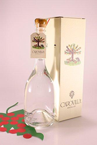 Destillat aus Elsbeere 41% 50 cl. - Capovilla Distillati