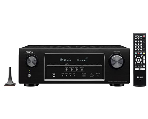 Denon AVR-S710W 7.2 Channel AV Receiver