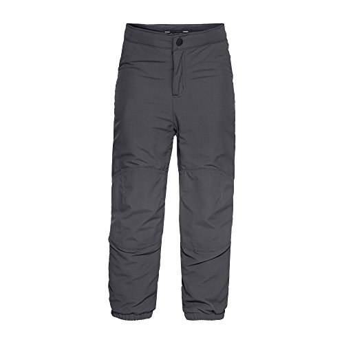 VAUDE Kinder Hose Caprea warmlined Pants II, iron, 134/140, 40661