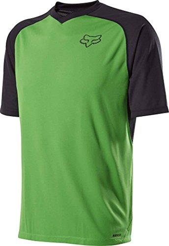 Fox Herren Trikot Indicator Short Sleeve Jersey S grün