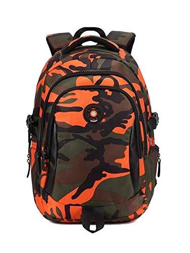 Schulranzen Jungen, CODOHI Schulrucksack Jungen Teenager Schultaschen Grundschule Backpack Rucksäcke Schule wasserdicht Schulranzen Jugendliche
