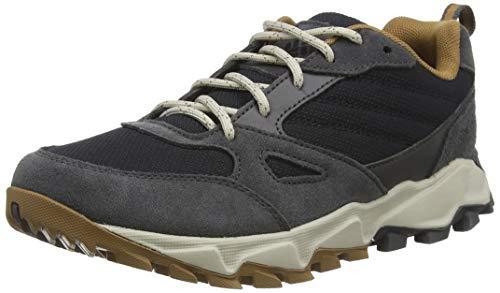 Columbia IVO TRAIL Zapatillas de deporte para mujer, Negro(Black, Elk), 36.5 EU