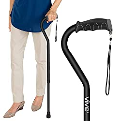 Vive Adjustable Walking Cane