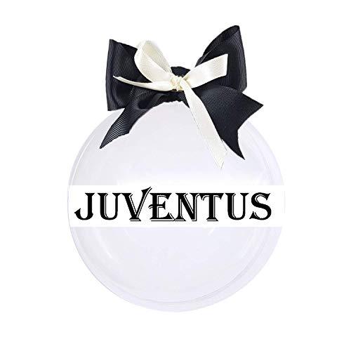 Piscitelli Antonietta Pallina Natalizia Fai da Te con Cappello Ufficiale Juventus Idea Regalo per...