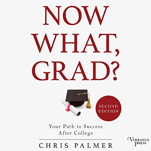 Now What, Grad? audiobook cover art