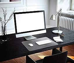 Floortex Desktex Anti-Static Laptop Mat, Economical Desk Pad with Static Protection, PVC, Clear, 12