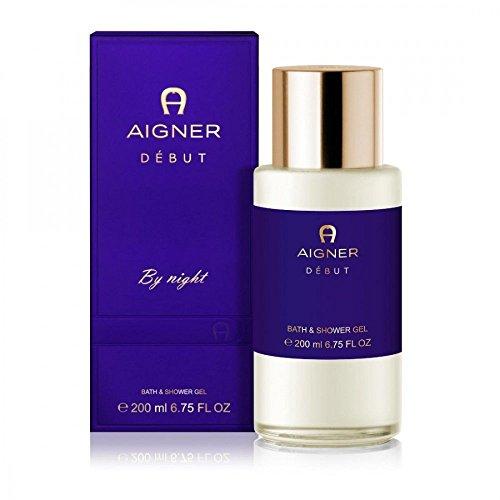 Etienne Aigner Debut by Night femme/women, Showergel, 1er Pack (1 x 200 ml)