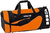 Erima Sporttasche, Orange/Schwarz, M, 49.5 Liter, 723363