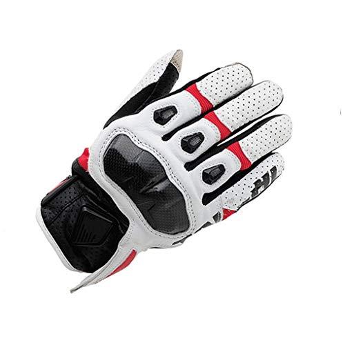 Sensitive Touchscreen-Motorradhandschuhe Anti-Collision Slip Stoßfester Motocross-Handschuh Abriebfeste Motorradhandschuhe für das Radfahren im Freien