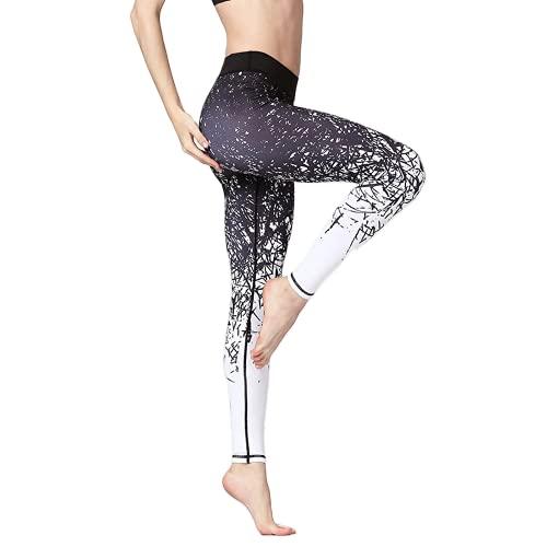 QTJY Pantalones de Yoga para Levantar la Cadera Sexy para Mujer Push-ups sin Costuras Celulitis Fitness Gym Leggings Running Pantalones de chándal de Entrenamiento C L