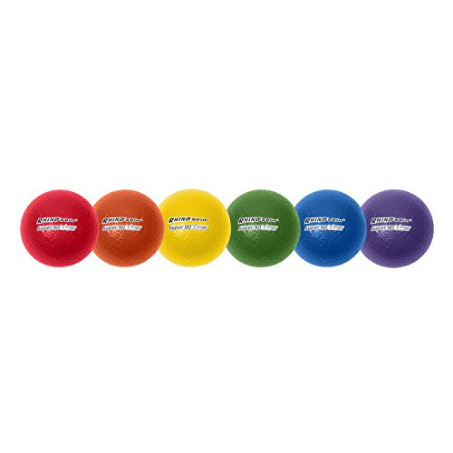 Champion Sports Super 90 Rhino Skin Ball Set