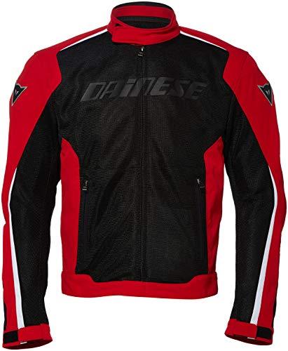 Chaqueta de moto Dainese Hydra Flux D-Dry., Hombre mujer, rojo