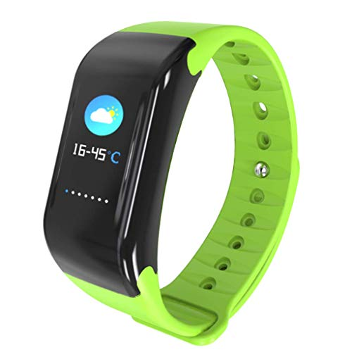 Byoung Activity Tracker Watch Android,Bluetooth Smartwatch for Women Men Compatible Android iOS Fitness Tracker with Heart Rate Monitor,Blood Pressure/Blood Oxygen Monitor Smart Pedomter Present