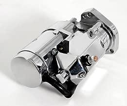 Chrome 2.0 Kw Thunder Fire Starter Angled Post for Harley-Davidson Big Twins Big Inch