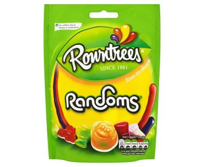 Rowntrees Randoms (150g x 6)