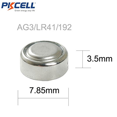 LR1130 LR54 AG10 189 389 1.5V Alkaline Battery for Watches Electrical thermometers 5pcs