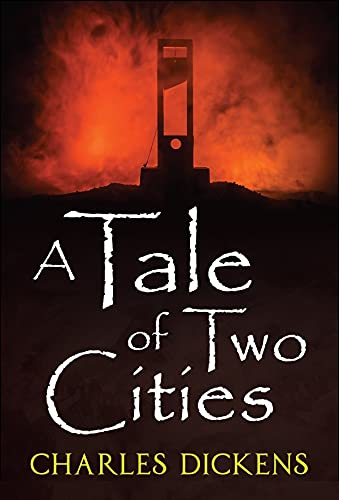 A Tale of Two Cities:a classics illustrated edition (English Edition)