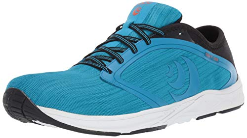 Topo Athletic Men's ST-3 Road Running Shoes, Blue/Black, Size 11