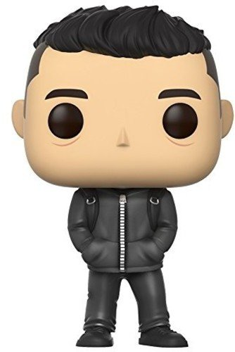 Funko POP TV Mr. Robot Elliot Anderson (Styles May Vary) Action Figure,Multi,3.75 inches image