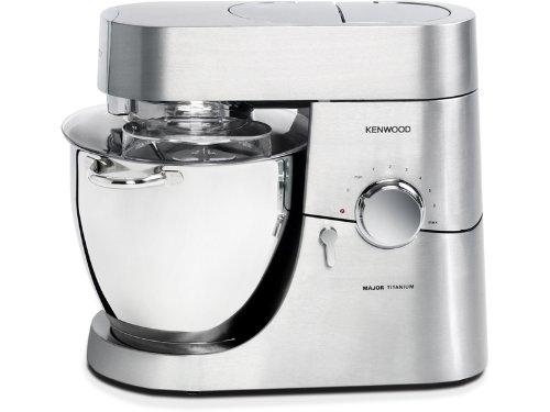Kenwood KMM023 - Robot de cocina Titanium Major