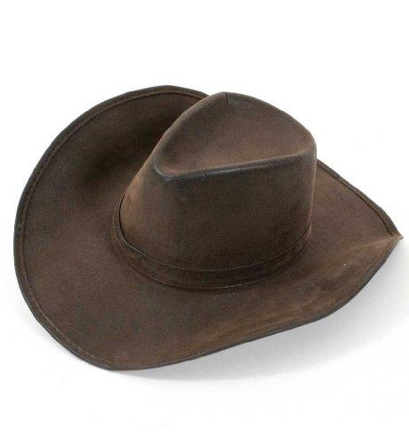 FASCHING 38270 Cowboy-Hut braun Cowboyhut NEU/OVP