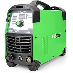 Reboot Plasma Cutter Machine IGBT Inverter CUT50 1/2″ Clean Cut 110/220V 50 Amp Air Plasma...