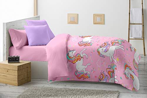 Energy Colors Textil - Hogar - Moscow - Edredón/Relleno Nórdico Reversible Máxima Calidad...