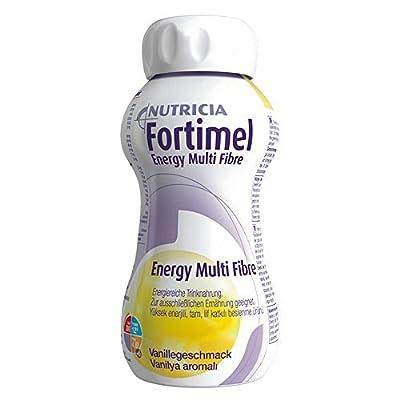 FORTIMEL Energy Multi Fibre Vanillegeschmack 8X4X200 ml