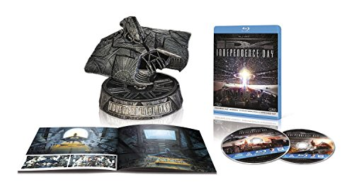 Independence Day - Id4 Alien Attacker Edition (2 Blu-Ray)